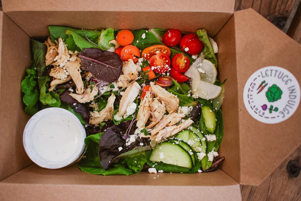 Chicken House Salad 6